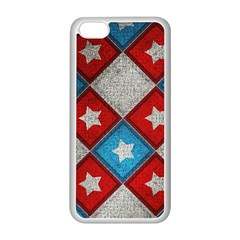 Atar Color Apple iPhone 5C Seamless Case (White)