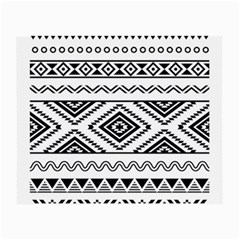 Aztec Pattern Small Glasses Cloth (2 Side)