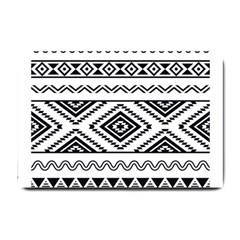 Aztec Pattern Small Doormat