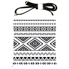 Aztec Pattern Shoulder Sling Bags