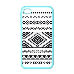 Aztec Pattern Apple iPhone 4 Case (Color)