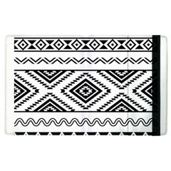 Aztec Pattern Apple Ipad 2 Flip Case