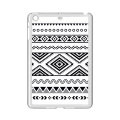 Aztec Pattern Ipad Mini 2 Enamel Coated Cases