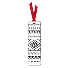 Aztec Pattern Small Book Marks