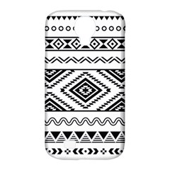 Aztec Pattern Samsung Galaxy S4 Classic Hardshell Case (pc+silicone)