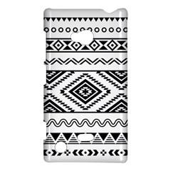 Aztec Pattern Nokia Lumia 720