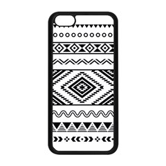 Aztec Pattern Apple Iphone 5c Seamless Case (black)