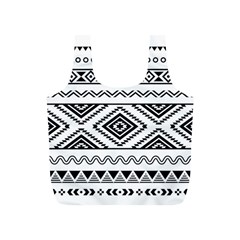 Aztec Pattern Full Print Recycle Bags (s)