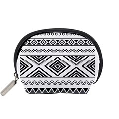Aztec Pattern Accessory Pouches (small)
