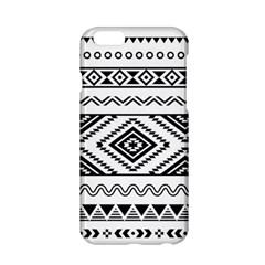Aztec Pattern Apple Iphone 6/6s Hardshell Case