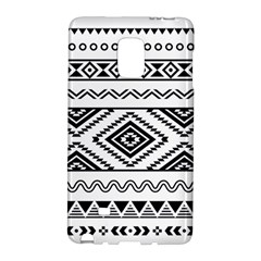 Aztec Pattern Galaxy Note Edge