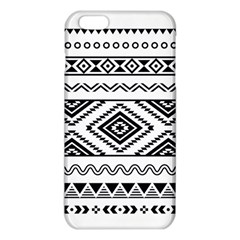 Aztec Pattern Iphone 6 Plus/6s Plus Tpu Case