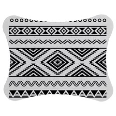 Aztec Pattern Jigsaw Puzzle Photo Stand (bow)
