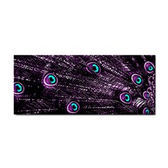 Bird Color Purple Passion Peacock Beautiful Cosmetic Storage Cases