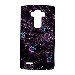 Bird Color Purple Passion Peacock Beautiful Lg G4 Hardshell Case