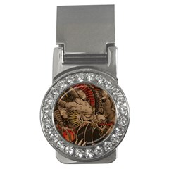 Chinese Dragon Money Clips (cz)