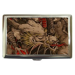 Chinese Dragon Cigarette Money Cases