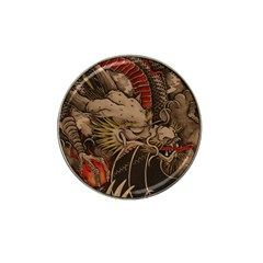Chinese Dragon Hat Clip Ball Marker (10 pack)