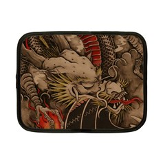 Chinese Dragon Netbook Case (small)