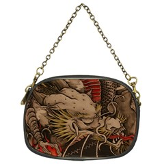 Chinese Dragon Chain Purses (One Side)
