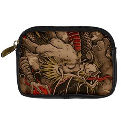 Chinese Dragon Digital Camera Cases