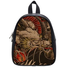 Chinese Dragon School Bags (small)