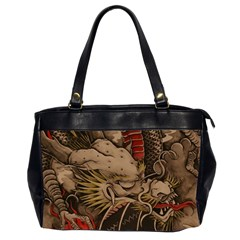 Chinese Dragon Office Handbags (2 Sides)