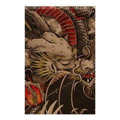 Chinese Dragon Shower Curtain 48  x 72  (Small)