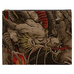 Chinese Dragon Cosmetic Bag (xxxl)