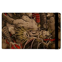 Chinese Dragon Apple Ipad 3/4 Flip Case