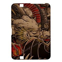 Chinese Dragon Kindle Fire Hd 8 9