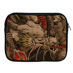 Chinese Dragon Apple Ipad 2/3/4 Zipper Cases