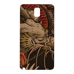 Chinese Dragon Samsung Galaxy Note 3 N9005 Hardshell Back Case