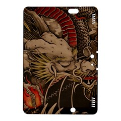 Chinese Dragon Kindle Fire Hdx 8 9  Hardshell Case