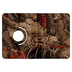Chinese Dragon Kindle Fire Hdx Flip 360 Case