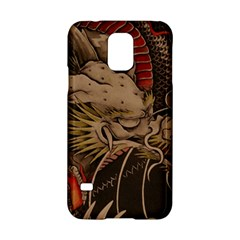 Chinese Dragon Samsung Galaxy S5 Hardshell Case