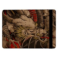 Chinese Dragon Samsung Galaxy Tab Pro 12 2  Flip Case