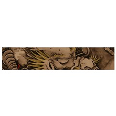 Chinese Dragon Flano Scarf (Small)