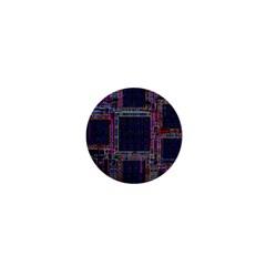 Technology Circuit Board Layout Pattern 1  Mini Magnets
