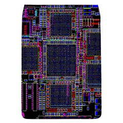 Technology Circuit Board Layout Pattern Flap Covers (l)