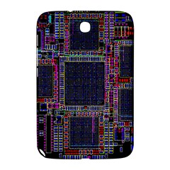 Technology Circuit Board Layout Pattern Samsung Galaxy Note 8 0 N5100 Hardshell Case