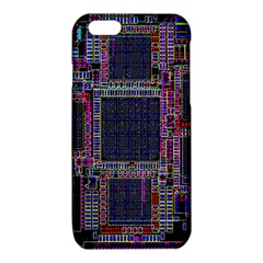 Technology Circuit Board Layout Pattern iPhone 6/6S TPU Case
