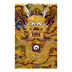 Chinese Dragon Pattern Shower Curtain 48  X 72  (small)