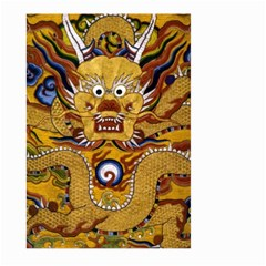 Chinese Dragon Pattern Large Garden Flag (two Sides)