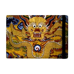 Chinese Dragon Pattern Apple Ipad Mini Flip Case