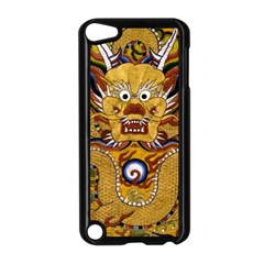 Chinese Dragon Pattern Apple Ipod Touch 5 Case (black)