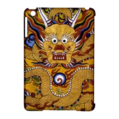 Chinese Dragon Pattern Apple Ipad Mini Hardshell Case (compatible With Smart Cover)