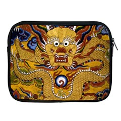 Chinese Dragon Pattern Apple Ipad 2/3/4 Zipper Cases