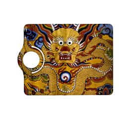 Chinese Dragon Pattern Kindle Fire HD (2013) Flip 360 Case