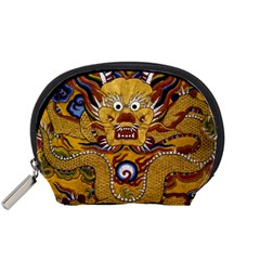 Chinese Dragon Pattern Accessory Pouches (small)